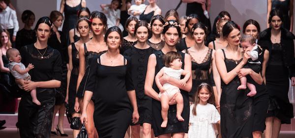 Dolce & Gabbana feiert la mamma