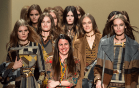 Etro Fashion Show Winter 2015 Julia Werner Modepilot