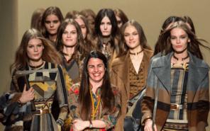 Etro Fashion Show Winter 2015 Julia Werner Modepilot