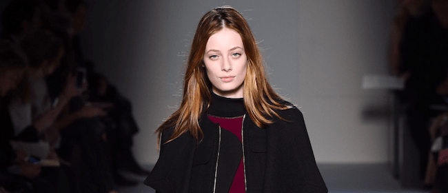 Roland Mouret Winter 2015 Modepilot Paris Defilee