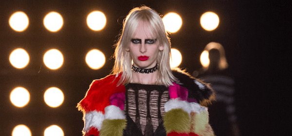 Saint Laurent: Reeperbahn meets Topshop