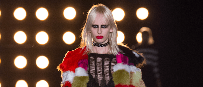 Saint Laurent Modepilot 2015 Paris Fashion Show Review Catwalk