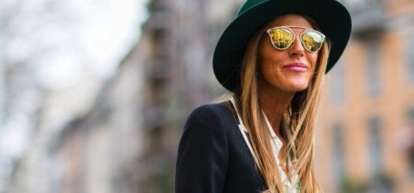 Anna Dello Russo's bizarrste Fashionweek-Outfits
