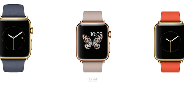 Morgen Apple Watch bestellen?