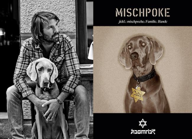 Florian Gleibs Vischla Hund Schmock Modepilot
