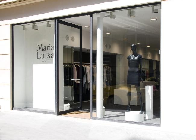 Maria Luisa's zweiter Laden in Rue Mont Thabor