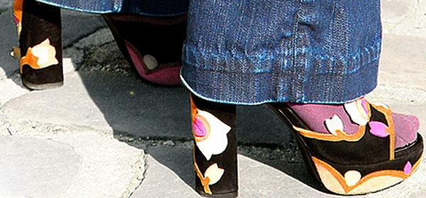 Streetstyle: Stylingtipps zum Trend Blumen