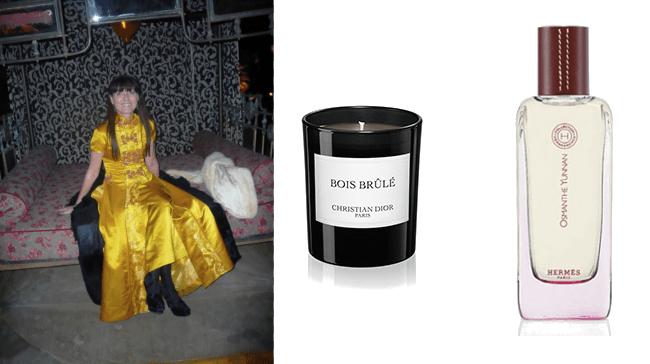 Uschka Pittroff Hermès Dior Duftkerze Bois Brule Modepilot