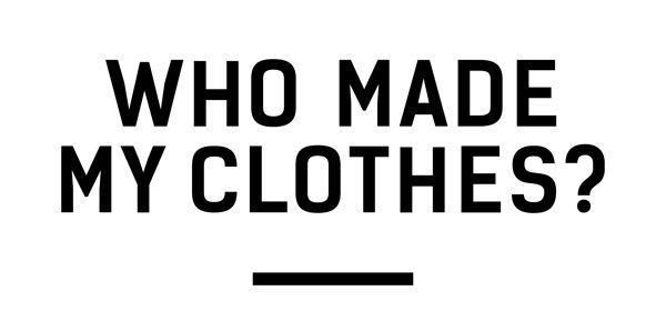 Die tödlichen Zahlen billiger Kleidung