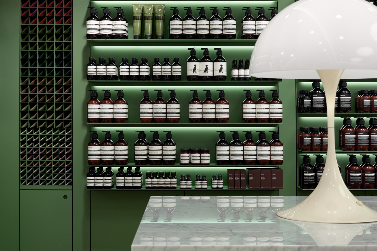 Aesop store ludwig beck münchen