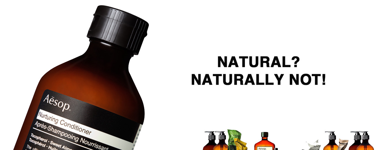Aesop natural or not Modepilot