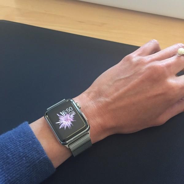 Ich und meine Apple Watch
