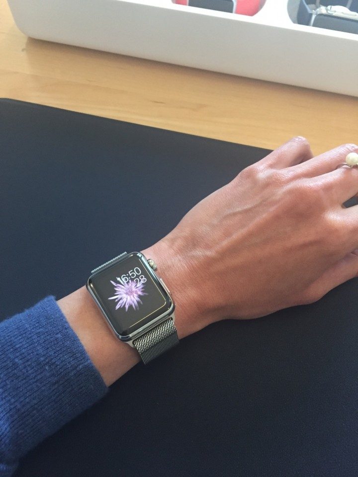 Apple Watch Kathrin Bierling Modepilot