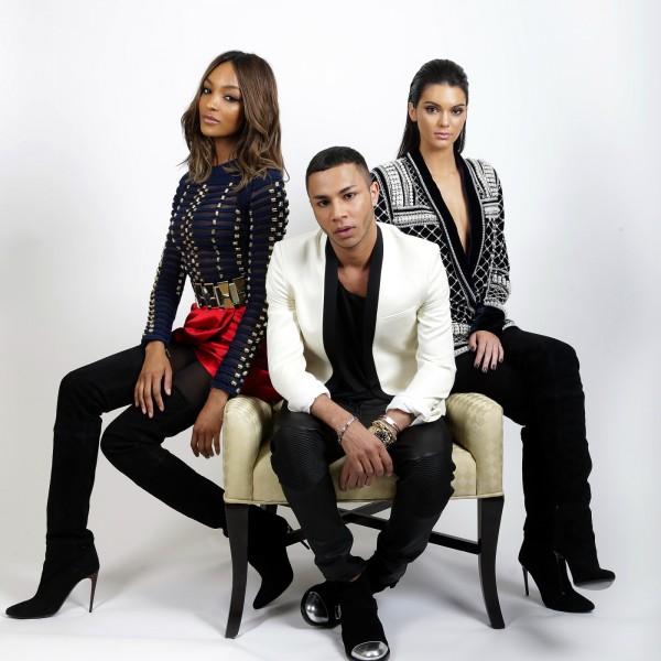 Enthüllt: H&M's nächste Designer-Koop ist Balmain
