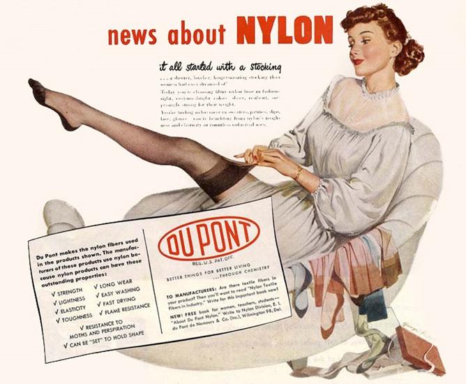 DuPont-Nylons