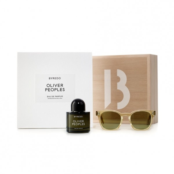 Oliver Peoples & Byredo