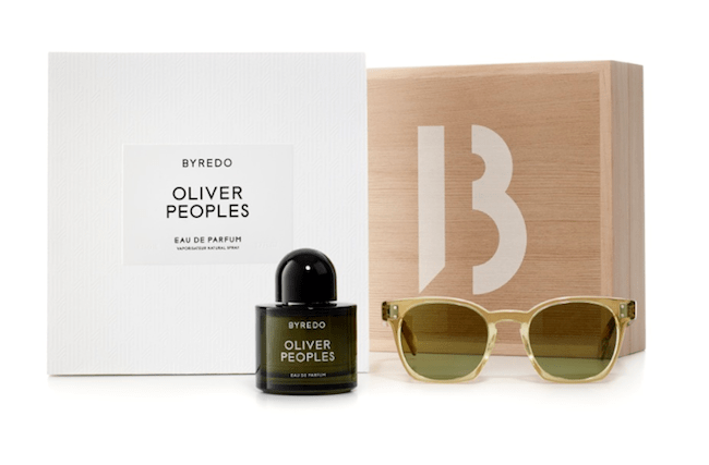 Byredo Parfum Oliver Peoples Modepilot