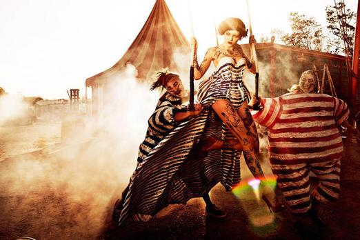 GNTM Stf10 Epi13 Circus Shooting Ori 07 Ajsa Kristian