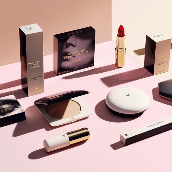 Umfrage zu H&M lanciert Beauty-Linie