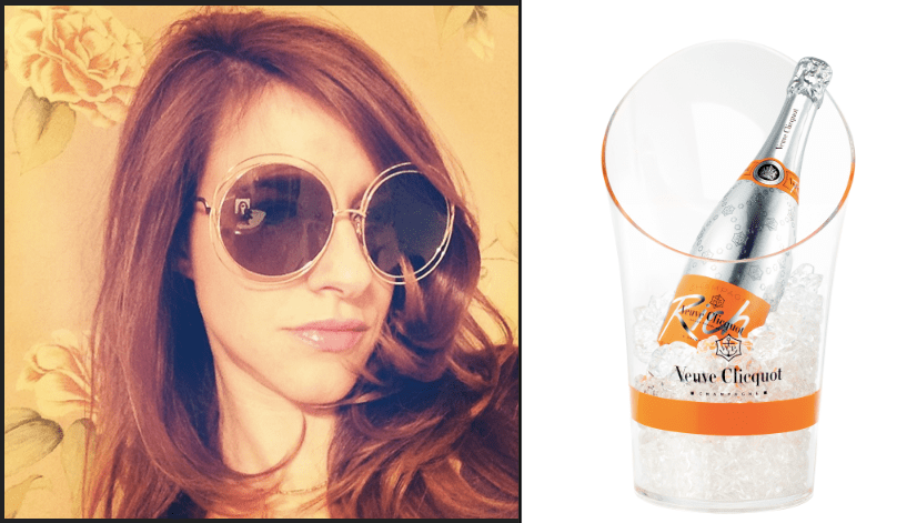 Kathrin Bierling Veuve Clicquot Modepilot Chloé