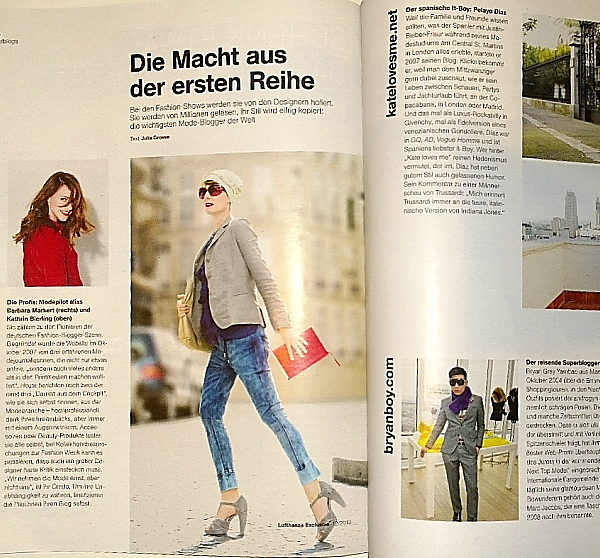 Lufthansa Exclusive Magazin
