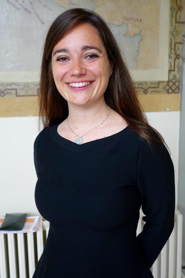 Maria Salamange, Parfumeurin bei Firmenich und Kreateurin des Alaia Duftes
