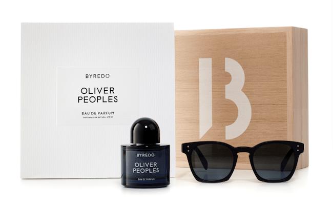 Oliver Peoples Sonnenbrille Blau Byredo Parfum Modepilot