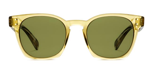 Oliver Peoples Sonnenbrille Grün Modepilot