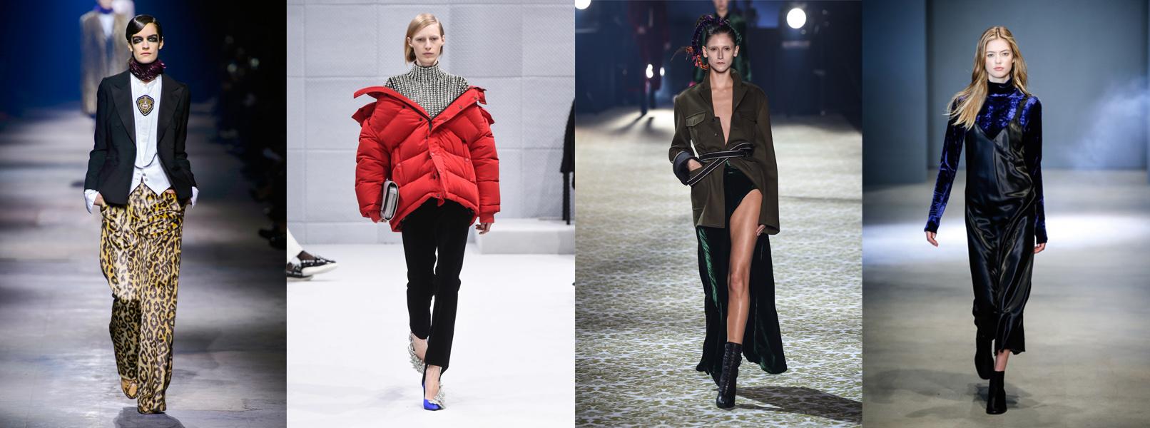 Die Modetrends Winter 2016/17 im Überblick Modepilot