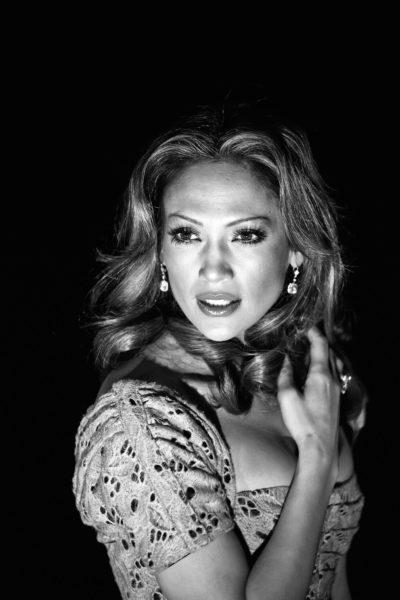 Jennifer Lynn Lopez eine US-amerikanische Sängerin und Schauspielerin bei Dolce & Gabbana im Februar 2006