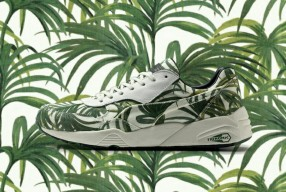 house of hackney puma sneaker kooperation palmen
