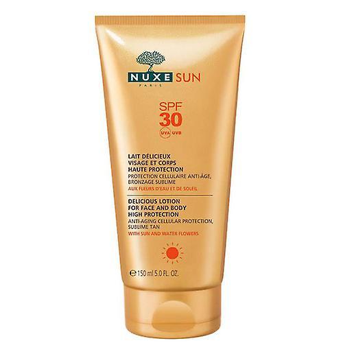 nuxe sun lotion test erfahrungsbericht