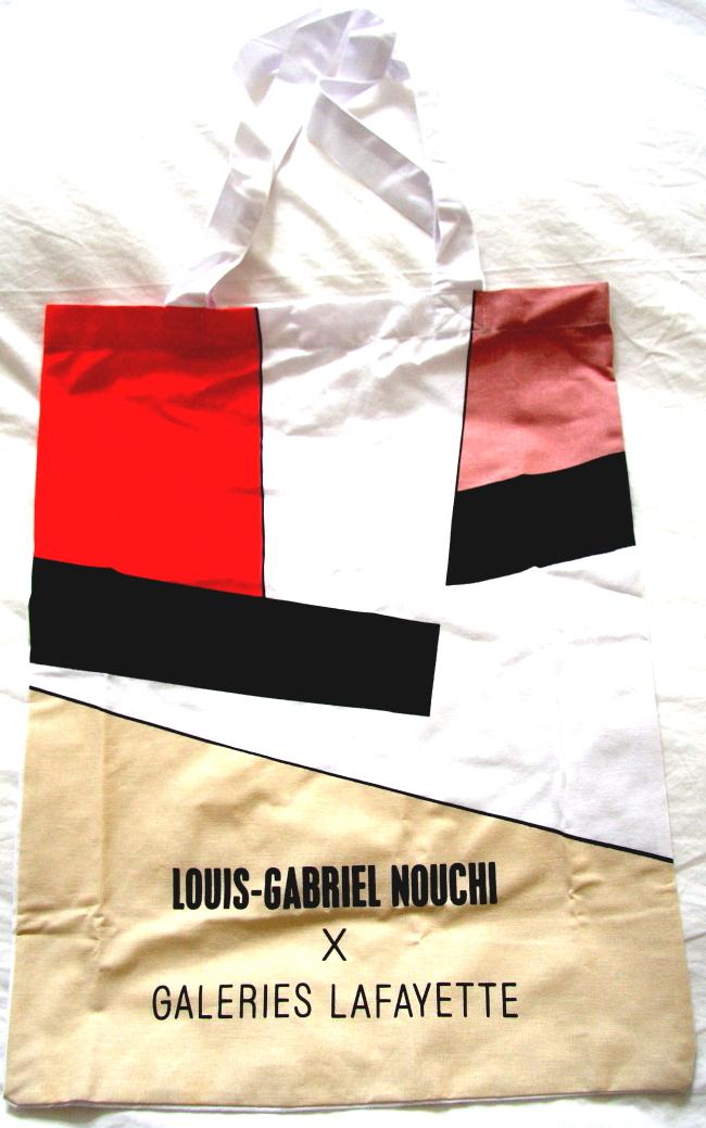 Textil-Bag Modepilot-verlosung