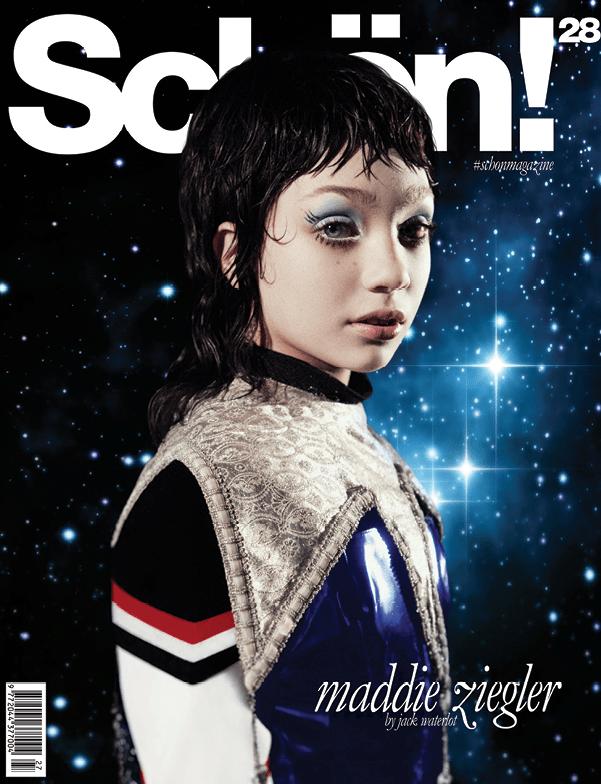 Cover Schoen 28 Maddie Ziegler