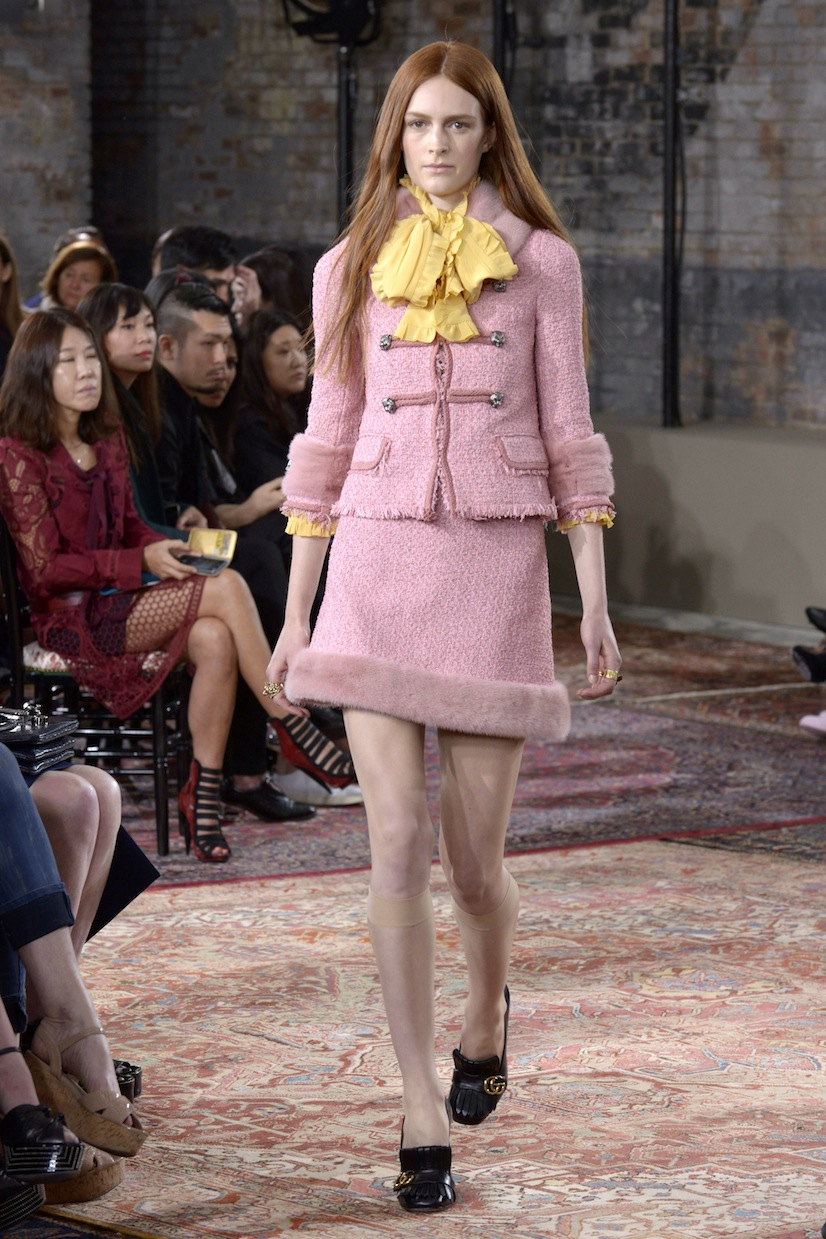 Gucci, Resort 2016, New York City, June 4 2015