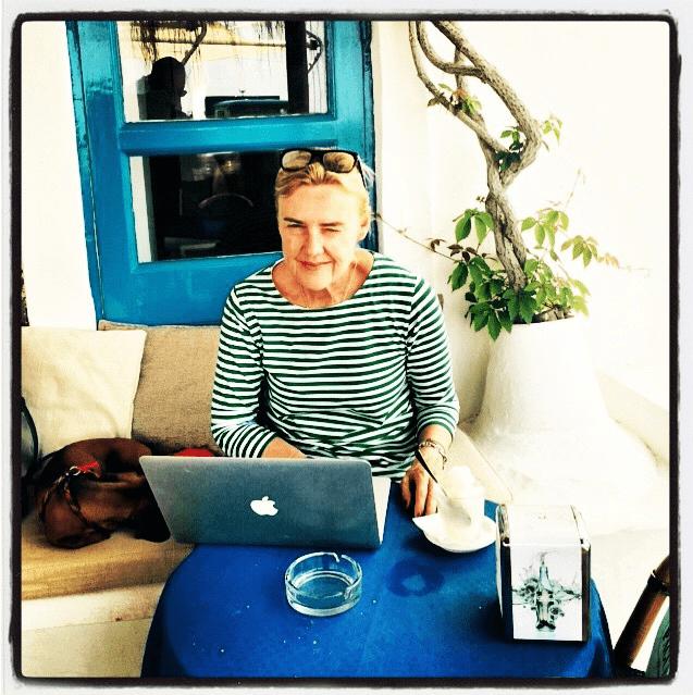 Lisa Feldmann l'Officiel Modepilot