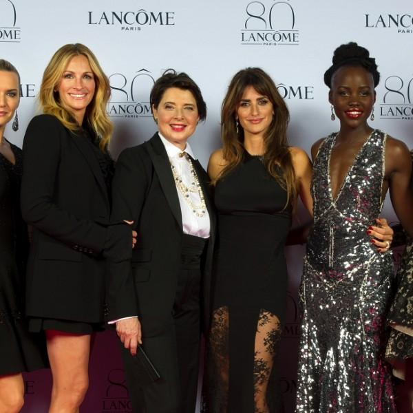 Lancôme feiert 80sten mit Kate, Julia und Penelope