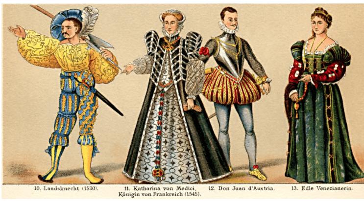 Serie Mode Fashion