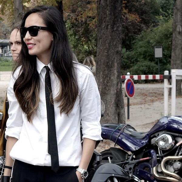 Streetstyle-Spezial zur klassischen Bluse/Hemd