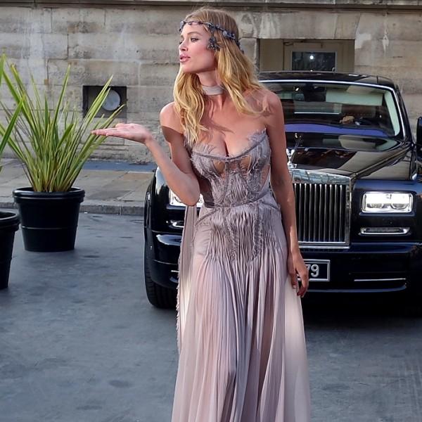 Doutzen Kroes verlässt Versace in Versace