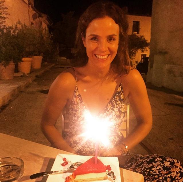 Julia Werner Geburstag Sardinien Modepilot