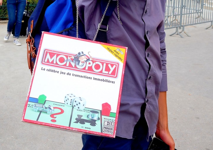 Modepilot-Monopoly Bag-DIY