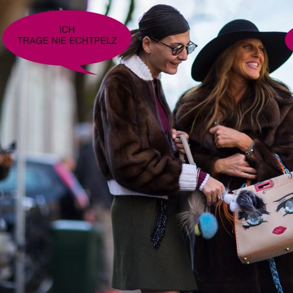Die 10 großen Lügen der Modejournalisten