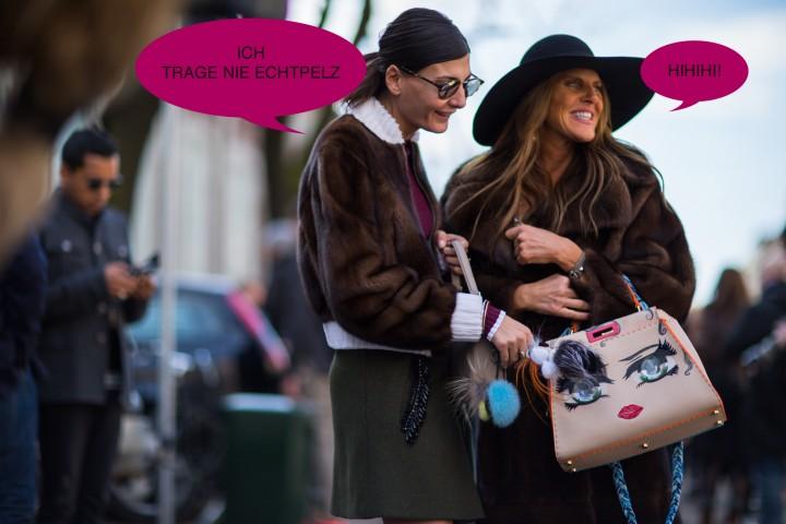 Lügen modeindustrie anna dello russo