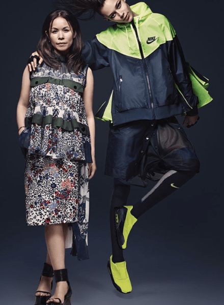 2015: Capsule Collections Nike x Sacai