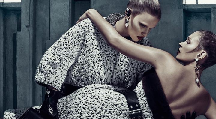 Balenciaga Werbung 2015