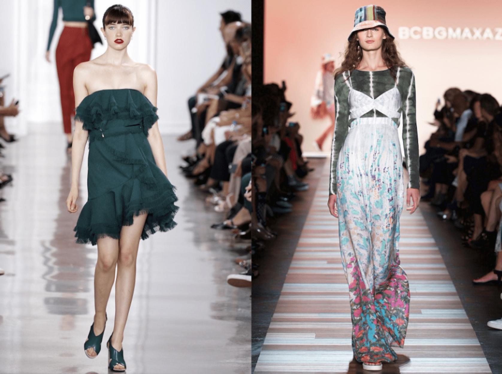 Jason Wu BCBG Max Azria Sommer 2016 Modetrends Modepilot