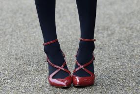 Streetstyle Schuhfetisch Modepilot London
