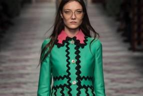 Gucci, spring-summer 2016 Milan, Italy