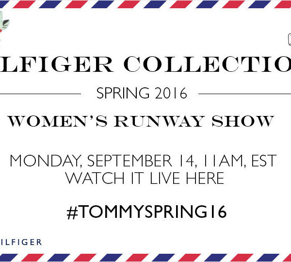 Livestream: Tommy Hilfiger Spring/Summer 2016